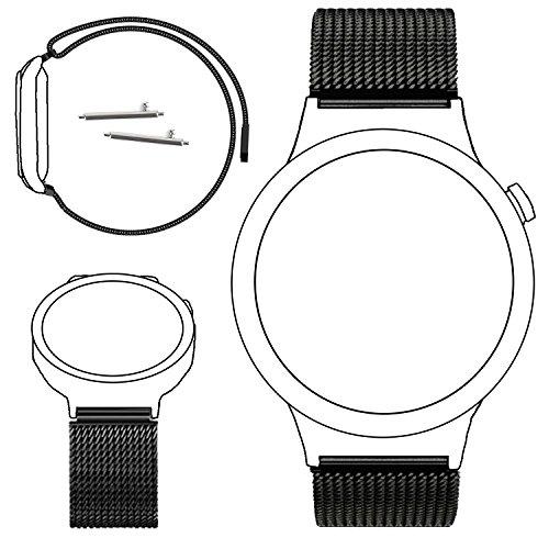 huawei watch band  aokay huawei 18mm width magnetic