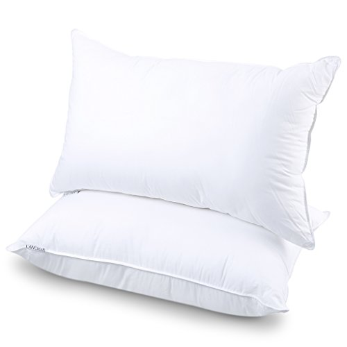 Langria Luxury Hotel Collection Bed Pillows Plush Down